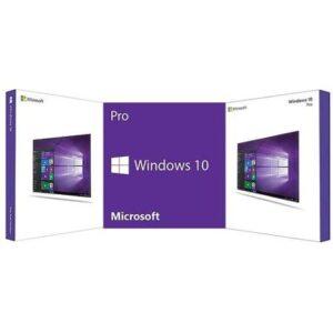 Windows 10 pro etkinleştirme